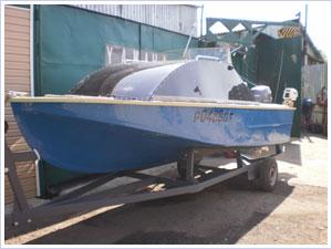 Тюнинг катера