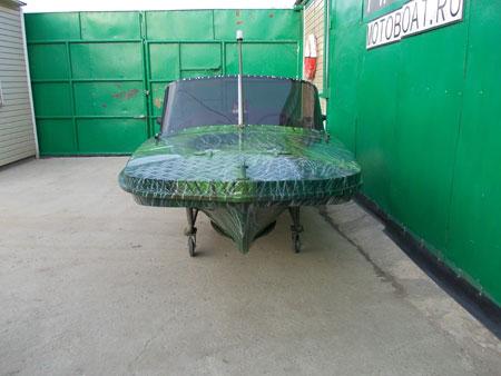 тюнинг лодки обь 3: